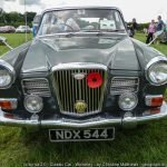 classic car: a Wolseley 15/60 c.1960